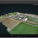 Bekijk een 3DPuntenwolk vanuit je browser in Drone Post Flight